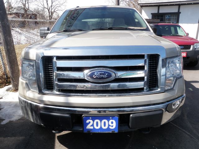 2009 ford f 150 xlt beige peters auto sales. Black Bedroom Furniture Sets. Home Design Ideas