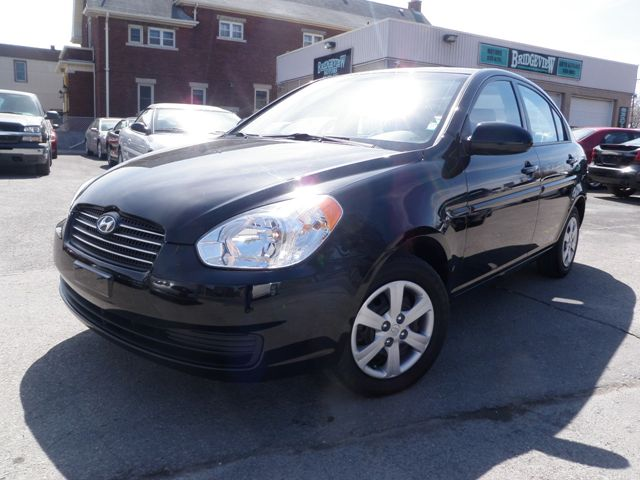 2009 hyundai accent auto gl port colborne ontario used. Black Bedroom Furniture Sets. Home Design Ideas
