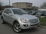 2007 Mercedes-Benz M-Class ML350 NAVIGATION DVD NO ACCIDENT in Scarborough, Ontario