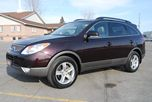 2009 Hyundai Veracruz GLS AWD LEATHER & SUNROOF| 7 PASSENGER in Ottawa, Ontario