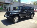 2008 Jeep Wrangler Sahara in Hawkesbury, Ontario