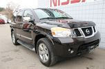 2012 Nissan Armada Platinum in Prince George, British Columbia
