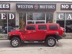2007 HUMMER H3 **4X4**CHROME PKG**LEATHER**TIRE COVER**A MUST SEE in Toronto, Ontario