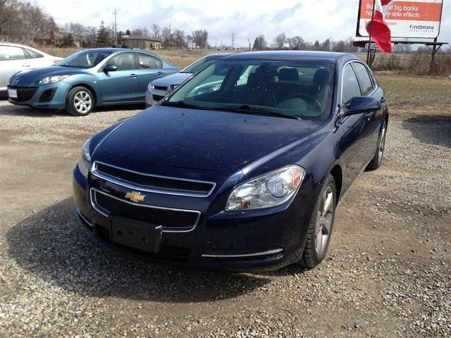 2009 chevrolet malibu 2lt london ontario used car for sale. Black Bedroom Furniture Sets. Home Design Ideas
