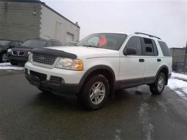 2003 Ford Explorer XLT Sport Utility - Cambridge, Ontario Used Car For Sale