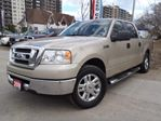 2008 Ford F-150 XLT super crew cab in Mississauga, Ontario
