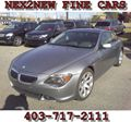 2004 BMW 6 Series 645Ci in Calgary, Alberta