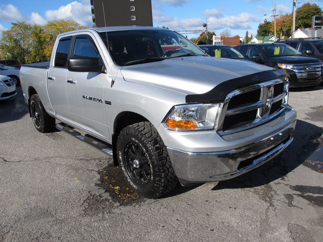 2011 Dodge Ram 1500 Slt Quad Cab Upgrade Wheels And Tires