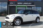 2010 MINI Cooper S + Navigation Package + Comfort Package + Convenience Package + Style Package! in Langley, British Columbia