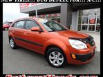 2008 Kia Rio 5 Rio5 EX !!! FACTORY WARRANTY!!! BUG DEFLECTOR!!! STANDARD 5 SPEED!!! in Bathurst, New Brunswick