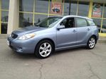 2007 Toyota Matrix XLR SUNROOF, ONE OWNER, ONLY 82,000 KMS!! in North York, Ontario