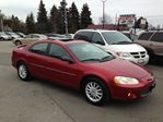 2002 Chrysler Sebring LXI - Heated Leather Power Seats - Sunroof - Fog Lights in London, Ontario