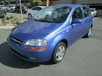 2008 Chevrolet Aveo  LS in Victoria, British Columbia
