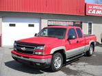 2006 Chevrolet Silverado 1500 LS 4X4/AC 2 Zones/Gr.Elec/Cruise/Dem.Distance/3.42 in Mirabel, Quebec