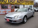 2001 Honda Prelude $ 4 9 9 8 / SI / 5 SP / LEATHER / ROOF / ALLOYS / in Scarborough, Ontario