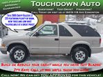 2005 Chevrolet Blazer LS ZE5 / 4x4 / new tires / low kms in Edmonton, Alberta