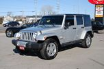 2010 Jeep Wrangler Unlimited Sahara in Ottawa, Ontario