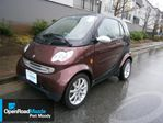 2006 Smart Fortwo Passion CDi Diesel w/ Panaromic Sunroof in Port Moody, British Columbia