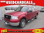 2008 Ford F-150 Xlt V8 4X4 Crew Fully Equipped Alloys in Saint John, New Brunswick