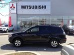 2012 Mitsubishi Outlander LS! V6! 7-SEATER! ALLOYS! 4WD! in Mississauga, Ontario