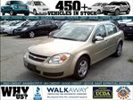2007 Chevrolet Cobalt $9995+TAX/LIC ALL CREDIT OK * OR AT 4.79% BW/ in London, Ontario