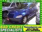 2003 Chrysler PT Cruiser $3995+TAX/LIC EASY AUTO LOANS * OR BW/ in London, Ontario