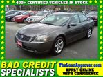 2005 Nissan Altima $11995+TAX/LIC ALL CREDIT OK * OR AT 4.79% BW/ in London, Ontario