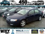 2007 Saturn ION $1099+TAX/LIC ALL CREDIT OK * OR AT 4.79% BW/ in London, Ontario