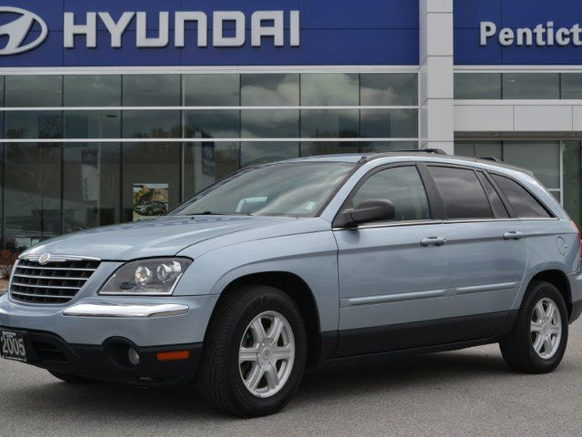 2005 chrysler pacifica touring penticton british columbia used car. Cars Review. Best American Auto & Cars Review
