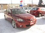 2006 Mazda MAZDA3 loaded,auto,ac,cd,100k fnc.avlb.no crdt,no prbl,warranty available in Ottawa, Ontario
