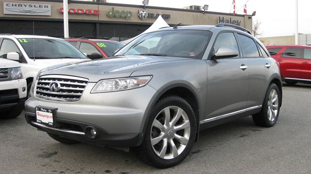 2007 infiniti fx35 awd surrey british columbia used car. Black Bedroom Furniture Sets. Home Design Ideas