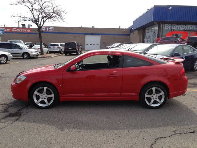 2008 Pontiac G5 Gt Brampton Ontario Used Car For Sale
