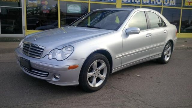 2007 mercedes benz c class c230 one owner only 37 322 kms for 2007 mercedes benz c class c230