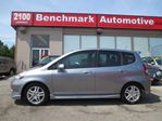 2007 Honda Fit SPORT-NO ACCIDENTS-1 OWNER-CDN-NEW TIRES-5 SPEED! in Scarborough, Ontario