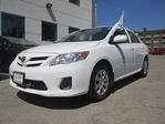 2011 Toyota Corolla Certified CE Manual in Toronto, Ontario