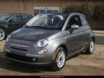 2012 Fiat 500 CABRIOLET, LEATHER, SATELLITE in Edmonton, Alberta