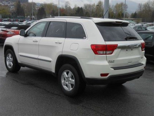 2012 jeep grand cherokee laredo coquitlam british columbia used car. Cars Review. Best American Auto & Cars Review