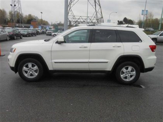2012 jeep grand cherokee laredo coquitlam british columbia used car for sale. Black Bedroom Furniture Sets. Home Design Ideas