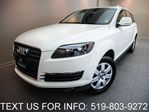 2009 Audi Q7 3.6L AWD QUATTRO PANO ROOF! LTHR 7-PASS! CAMERA! in Guelph, Ontario