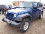 2010 Jeep Wrangler Unlimited Rubicon 4dr 4x4 in Okotoks, Alberta
