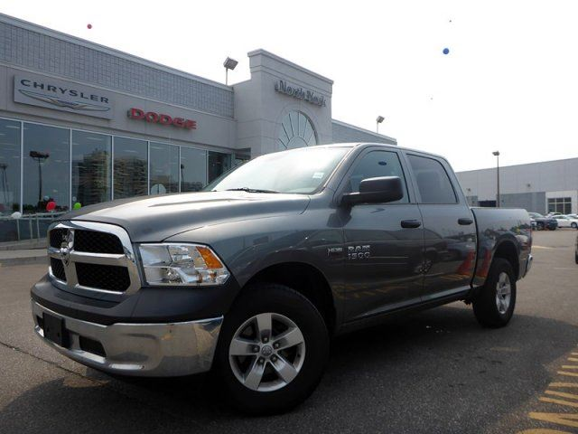 2013 dodge ram 1500 new 5 7 hemi st tow pkg crew backup cam thornhill ontario used car for sale. Black Bedroom Furniture Sets. Home Design Ideas