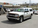 2000 Chevrolet Silverado 2500  CREW CAB 6.0L in Kamloops, British Columbia