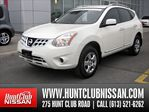 2012 Nissan Rogue S AWD | Certified Pre-Owned in Ottawa, Ontario