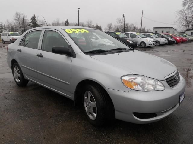 2008 toyota corolla ce   stratford ontario used car for sale