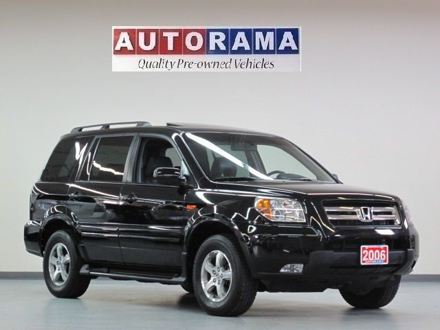 2006 honda pilot ex l leather sunroof 8 passenger in north. Black Bedroom Furniture Sets. Home Design Ideas