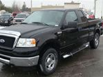2007 Ford F-150 XLT 4x4 V8 5.4L Super Cab 145'' WB/AC/Marche Pieds in Mirabel, Quebec