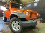 2011 Jeep Wrangler Sport MANGO TANGO ORANGE in Listowel, Ontario