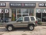 2006 Jeep Liberty **4X4**DIESEL**FULLY LOADED**UNBELIEVABLE SHAPE** in Toronto, Ontario