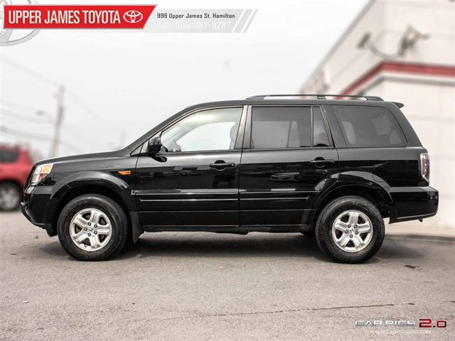 2008 honda pilot lx hamilton ontario used car for sale. Black Bedroom Furniture Sets. Home Design Ideas