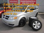 2009 Dodge Grand Caravan SE*Stow'N Go,8pneus in Laval, Quebec